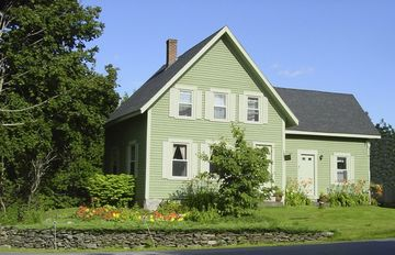 A quaint village cottage close to all waterfront activities