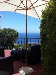 Photo for MAGGIO Three large bedrooms apt with terrace with amazing seaview