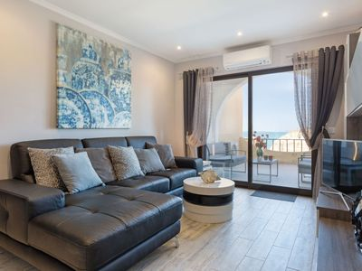 Photo for Apartment Luxury Sea view Apartment in Carvoeiro - 4 persons, 2 bedrooms