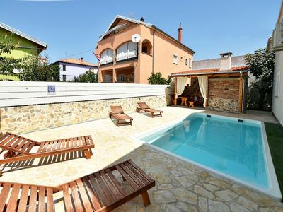 Photo for Vacation home Ema in Zadar - 8 persons, 4 bedrooms
