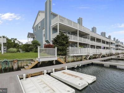 Photo for Escape! WATERFRONT Ocean View home w/ boat slip.