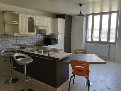 Photo for Apartment 100 m² center VOITEUR 4 people labeled clevacances 3 keys.