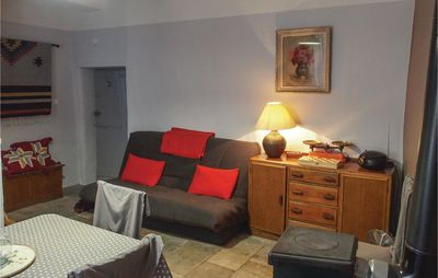 Photo for 1 bedroom accommodation in Barjac
