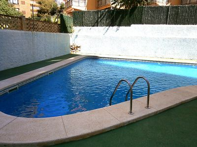 Photo for Apartment Benidorm Tower  in Benidorm, Costa Blanca - 2 persons, 1 bedroom