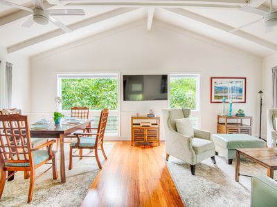 Photo for 100 steps to the beach!  Beautiful, Upgraded Haena Home.  TVNC#5152