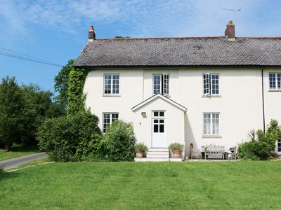 Photo for Heathfield Down Farmhouse, MODBURY