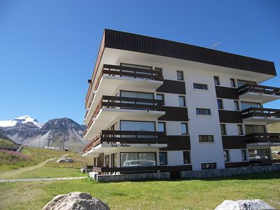 Photo for Apartment in the center of Tignes with Internet, Balcony (98599)