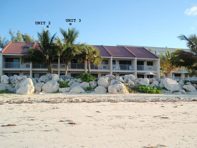 Stop! You have found Paradise! 2 & 3 bedroom town homes on beach!