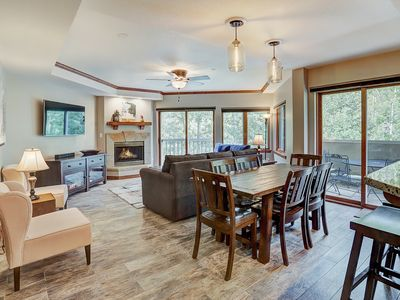 Photo for Luxurious 3 Bedroom Walk to Slopes & Beaver Creek Village