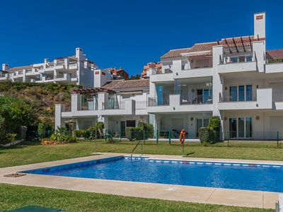 Photo for Modern ground floor apartment near marbella and elviria