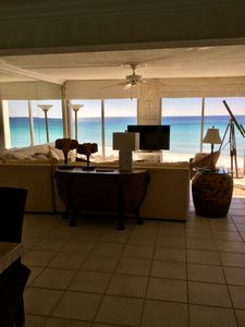 Photo for Shoreline Towers 1031 CLOSEST BEACHFRONT, A+ Views & Sounds, Walls of Windows!