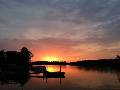 Photo for Waterfront Home on Lake Murray w/ Dock, Boat Ramp, Gazebo, Pontoon Boat Included