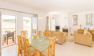 Photo for Spacious Linked Villa With Shared Pool, WIFI, Air con throughout, roof terrace