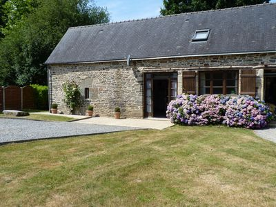 Photo for 3 bedroom cottage in small village - Notre Grange