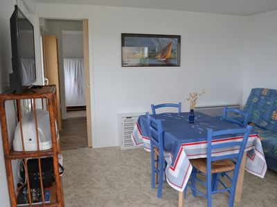 Photo for House facing the sea near the landing beaches and Golf Fontenay