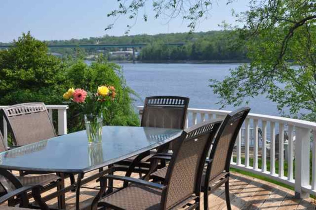Spectacular Waterfront Home On The Maine Co Homeaway