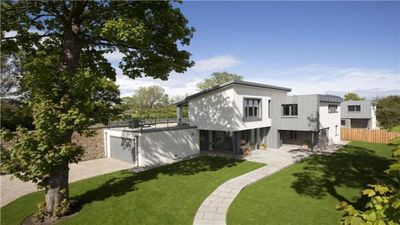 Photo for Beautiful award-winning home 200m from 1st tee at Gullane