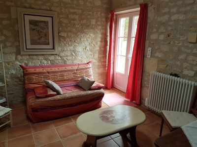 Photo for Les Vendanges Charming house for 4 people
