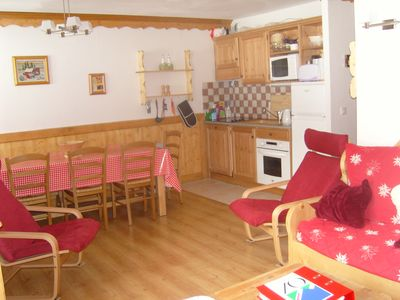 Photo for High Standard Ski In/Ski Out Apartment With Swimming Pool, Sauna,Gym. Free WiFi.