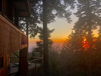 Photo for The Summer Solstice House-Cal-Zen, Hot-Tub and Sunsets.