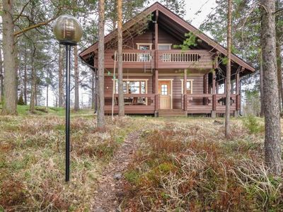 Photo for Vacation home Pikku-hukka in Reisjärvi - 8 persons, 3 bedrooms