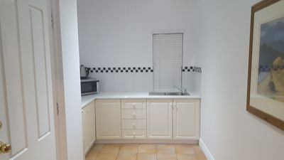 Photo for 6 x One Bedroom Chalets. Private and individual. Chalets offers kitchenette