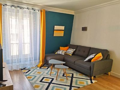 Photo for Comfortable apartment in the heart of Paris