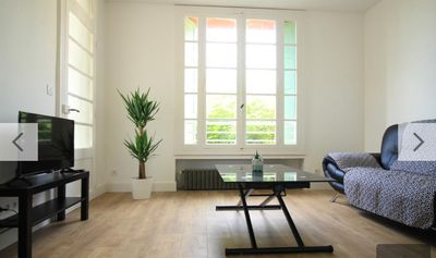 Photo for Beautiful apartment F4 renovated near downtown