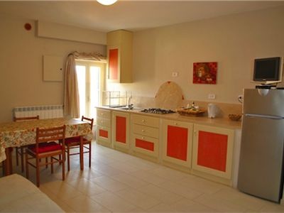 Photo for Scirocco: Old stable apartment 300 meters from the beach