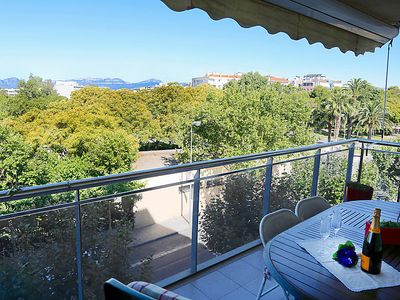 Photo for 2 bedroom Apartment, sleeps 4 in Vilafortuny with Air Con and WiFi