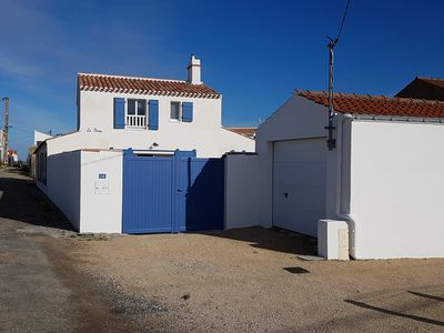 Photo for House in Noirmoutier le Vieil 30 m from the beach, 4 bedrooms, 3 shower rooms, 8 people
