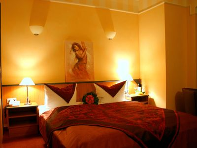 Photo for Double Room - Disability Access - beach Hotel Nordischer Hof