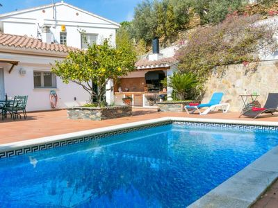 Photo for Vacation home Arquímedes  in Roses, Costa Brava - 10 persons, 5 bedrooms