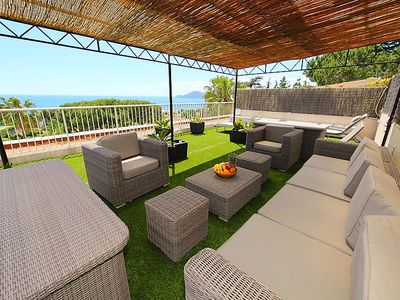 Photo for Apartment Les Jardins de Babylone in Cannes - 6 persons, 2 bedrooms