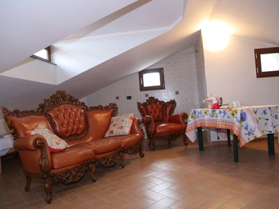 Photo for 1BR Villa Vacation Rental in Sant'Antonio Abate, Campania