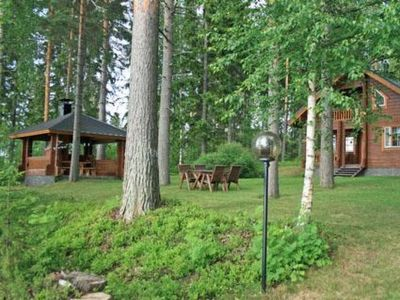 Photo for Vacation home Korvenvalkama in Savonlinna - 6 persons, 2 bedrooms