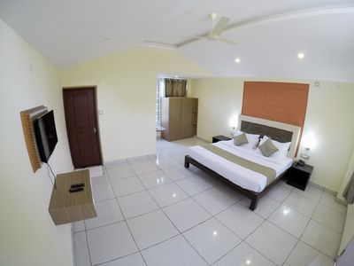 Photo for Hoysala Resort  DELUXE COTTAGE 8
