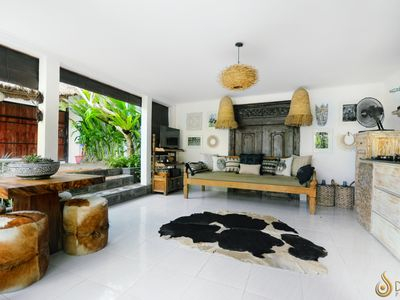 Photo for Peaceful & Stylish Two Bedroom Villa with Private Pool