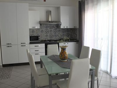 Photo for Spacious house in Balestrate and Wifi