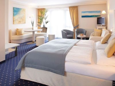 Photo for Suite / Double room (sailors suite) - suites hotel mare