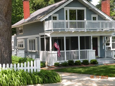 Photo for Taking Reservations for Fall--Live the Saugatuck Cottage Life