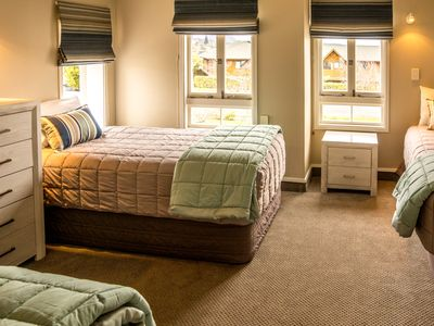 Photo for SO MUCH TO DO, Central Taupo lakeside villas sleep 7