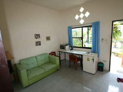 Photo for Digital Nomads Attention! Bungalow with bedroom under 7.000 baht  p. Month.