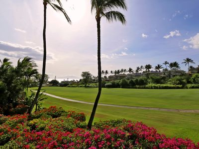 Photo for Spacious Updated 3 Bedroom Condo On Ground Floor With Partial Ocean View