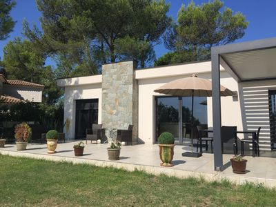 Photo for Magnificent 3 Bdrm Luxury Villa in the immediate vicinity of Montpellier
