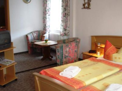 Photo for Pension Haus Rodenstein - Rooms 1 - Pension Haus Rodenstein
