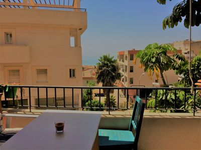 Photo for Lovely refurbished apartment just 100 meters from naturist beach
