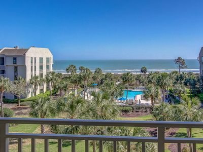Photo for 435 Shorewood - Oceanfront Views, Heated Zero Entry Pool, Spa & Kiddy Pool