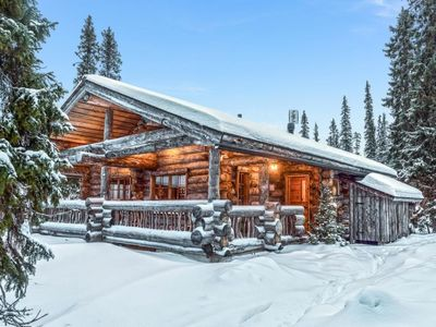 Photo for Vacation home Villa lake in Kuusamo - 6 persons, 2 bedrooms
