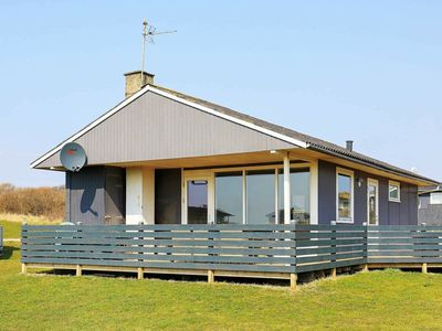 Photo for Light filled Holiday Home in Jutland with terrace and barbecue